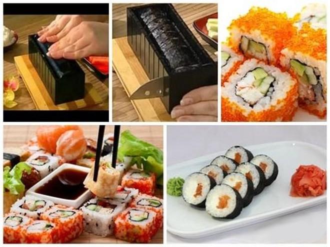 Набор для приготовления роллов и суши 5 в 1 Мидори: цена, фото, отзывы, купить в интернет-магазине СамеТо