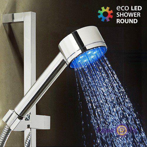 Светодиодная насадка для душа LED Shower (Романтика)