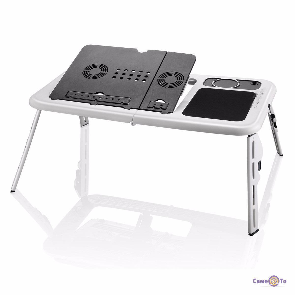 Раскладной портативный столик - подставка для ноутбука Е-Table