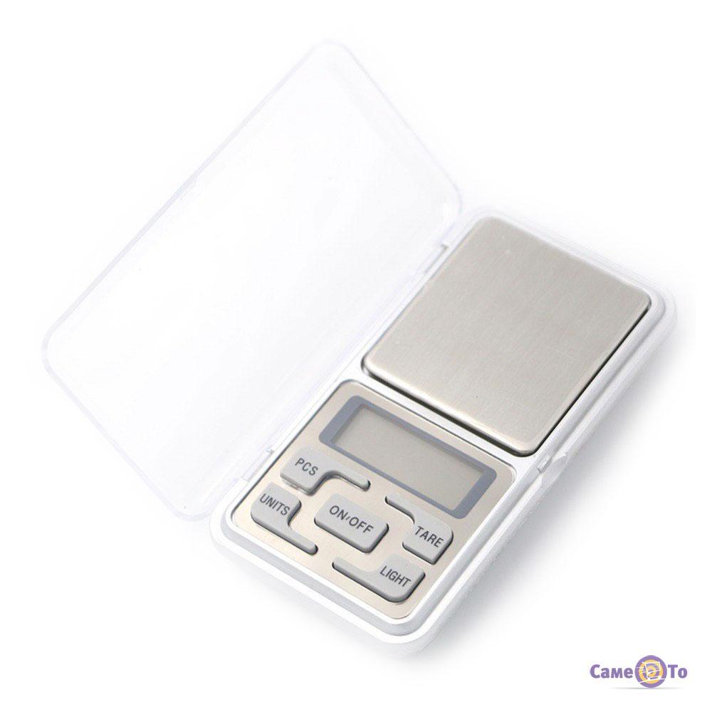 Цифровые портативные весы Pocket Scale MH-200