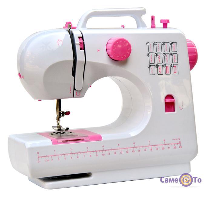 Многофункциональная мини швейная машинка FHSM-506 Tivax