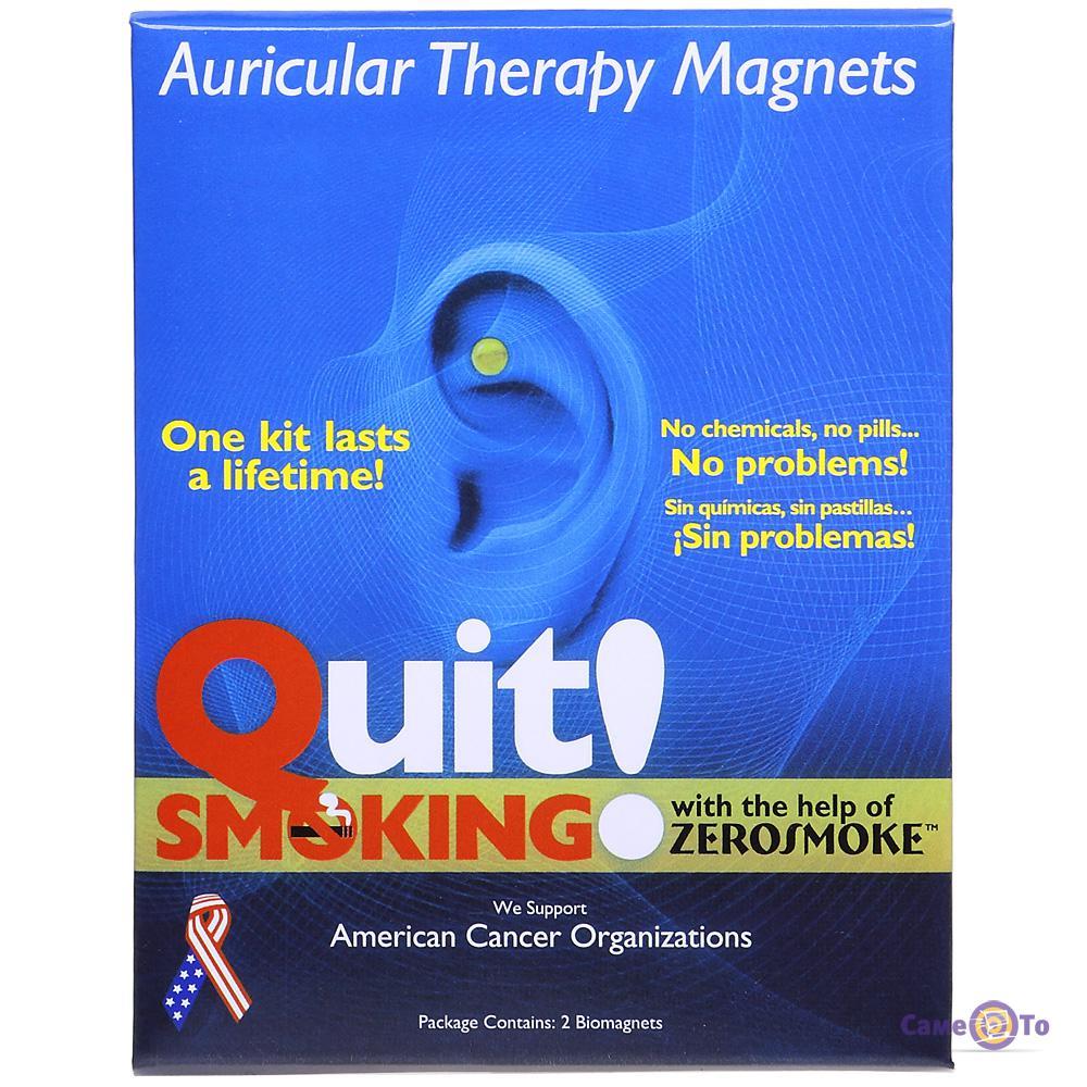 Магнит от курения Zerosmoke (Зеросмоук)