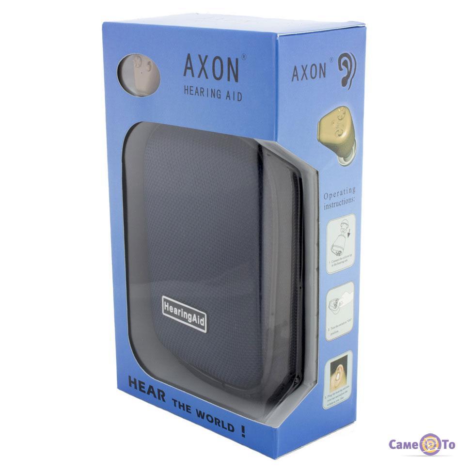 Слуховой аппарат на аккумуляторе AXON K-88