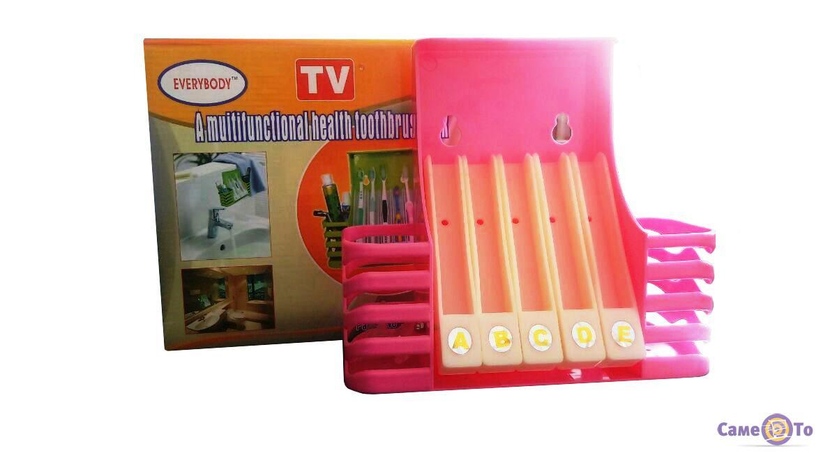 Органайзер - подставка для зубных щеток