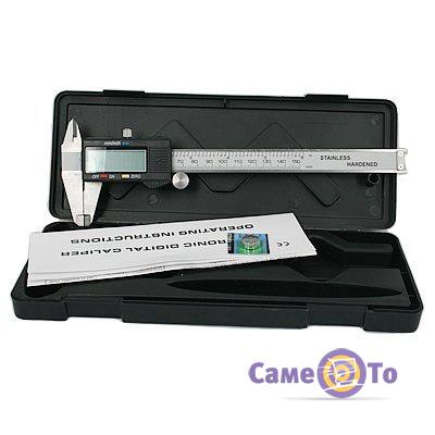Цифровой электронный штангенциркуль Digital caliper