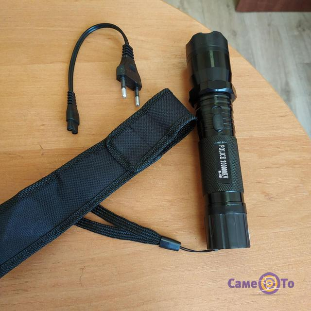 Фонарь электрошокер Police BL-1101