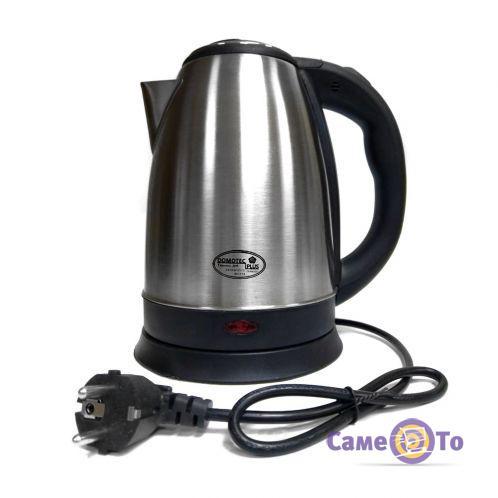 Чайник электрический дисковый Domotec DT805 на 2 литра