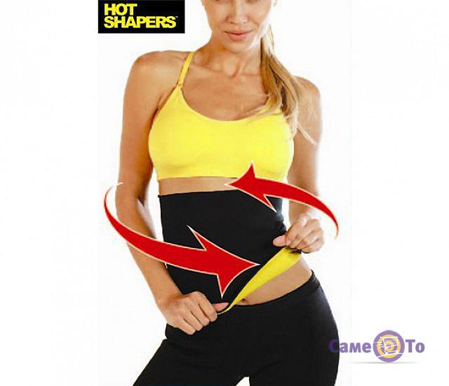 Пояс для похудения Hot Shapers Neotex XXXL