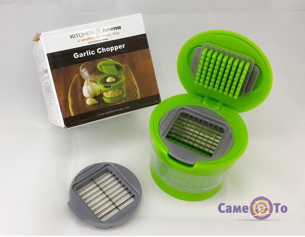 Прес-измельчитель для чеснока Garlic Chopper Гарлик Чоппер
