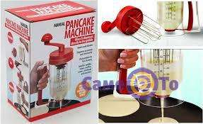 Ручной миксер с дозатором для теста Pancake Machine