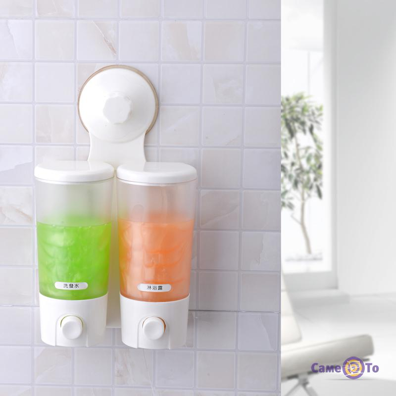 Дозатор для рідкого мила Soap Dispenser double liquid купити в ... 768c7ada89360