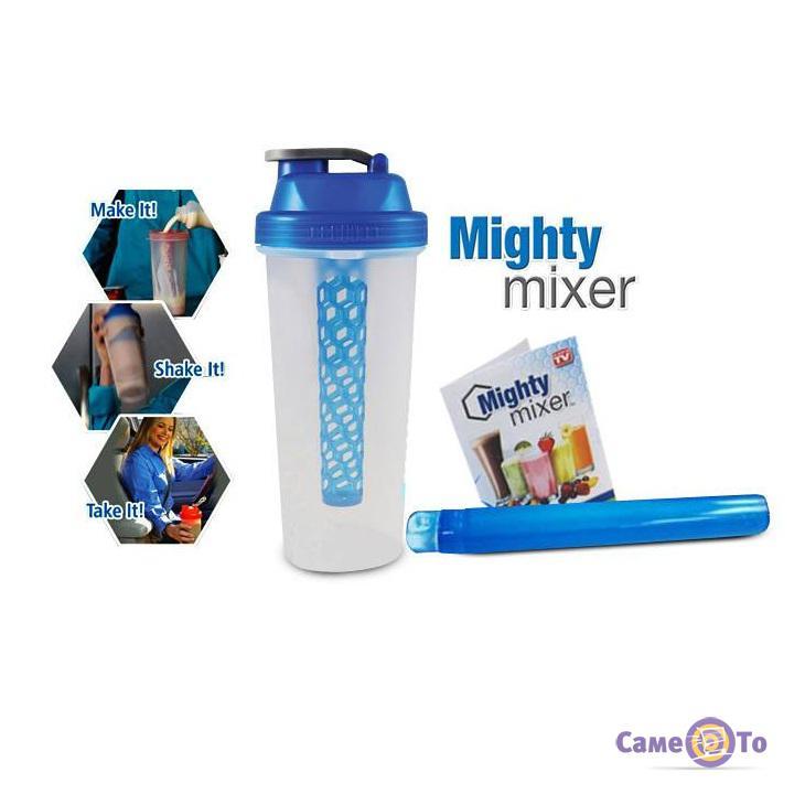 Стакан-шейкер для коктейлей Mighty Mixer ручной