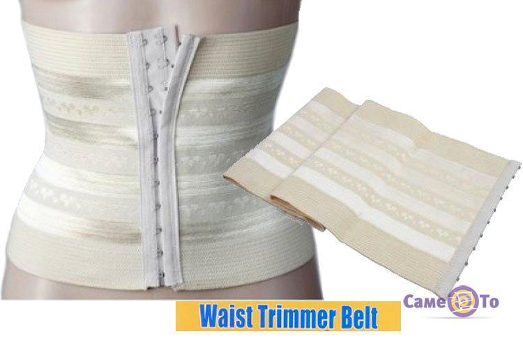 Утягивающий корректирующий пояс Waist Trimmer Belt