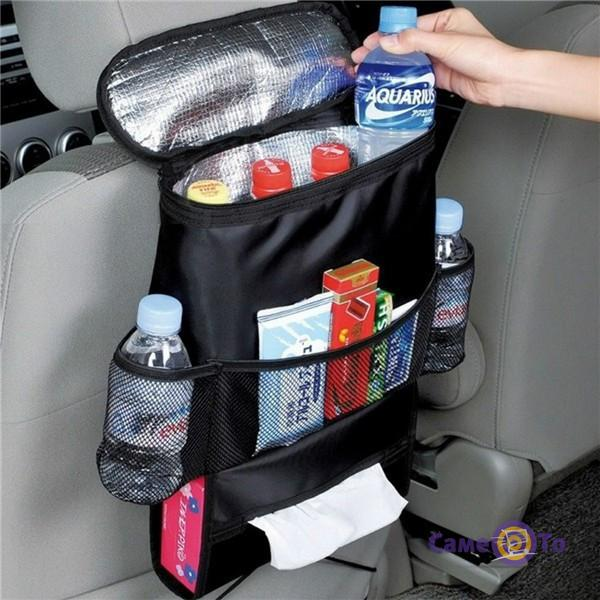 Сумка-холодильник в автомобіль на спинку сидіння купити в інтернет ... ee12ebb07f6a0