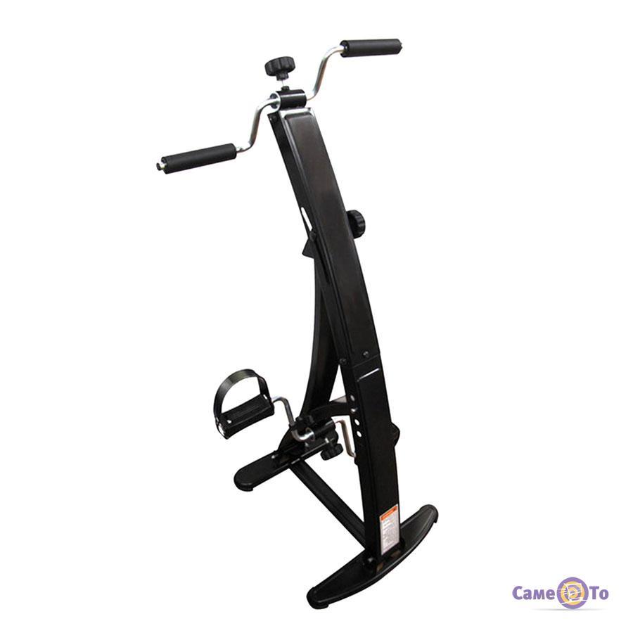 Кардио-велотренажер Dual Bike для рук и ног