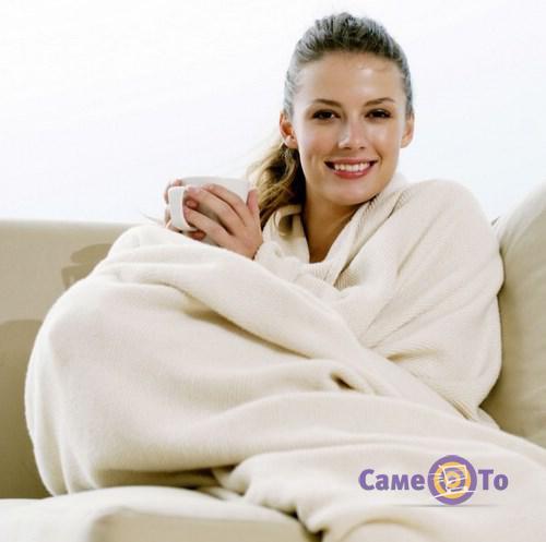 Одеяло с подогревом электрическое 150х80 см. ЕВ-01