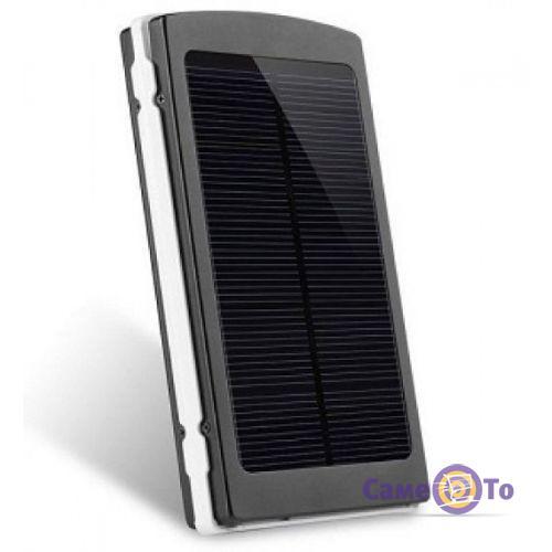 Портативная зарядка PowerBank Solar25000 на солнечной батарее