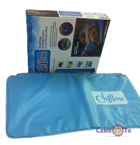 Охлаждающая термоподушка Chillow