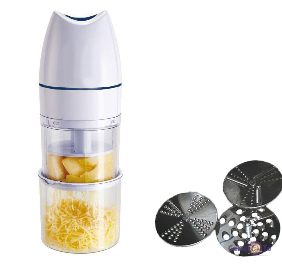 Электрическая терка для сыра, орехов и шоколада One Touch