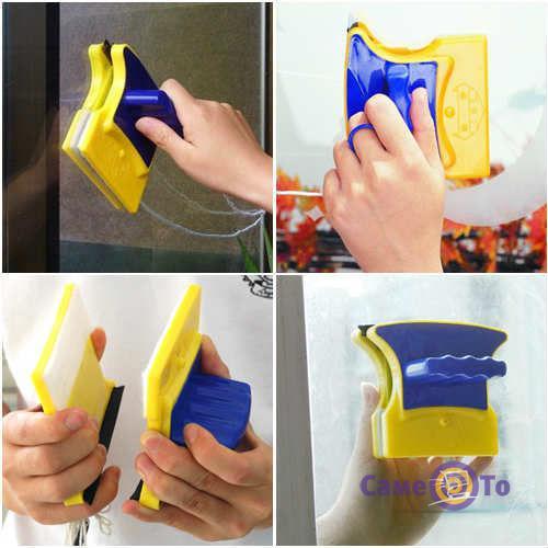 Double-sided Glass для мытья стекол инструкция по применению - фото 7