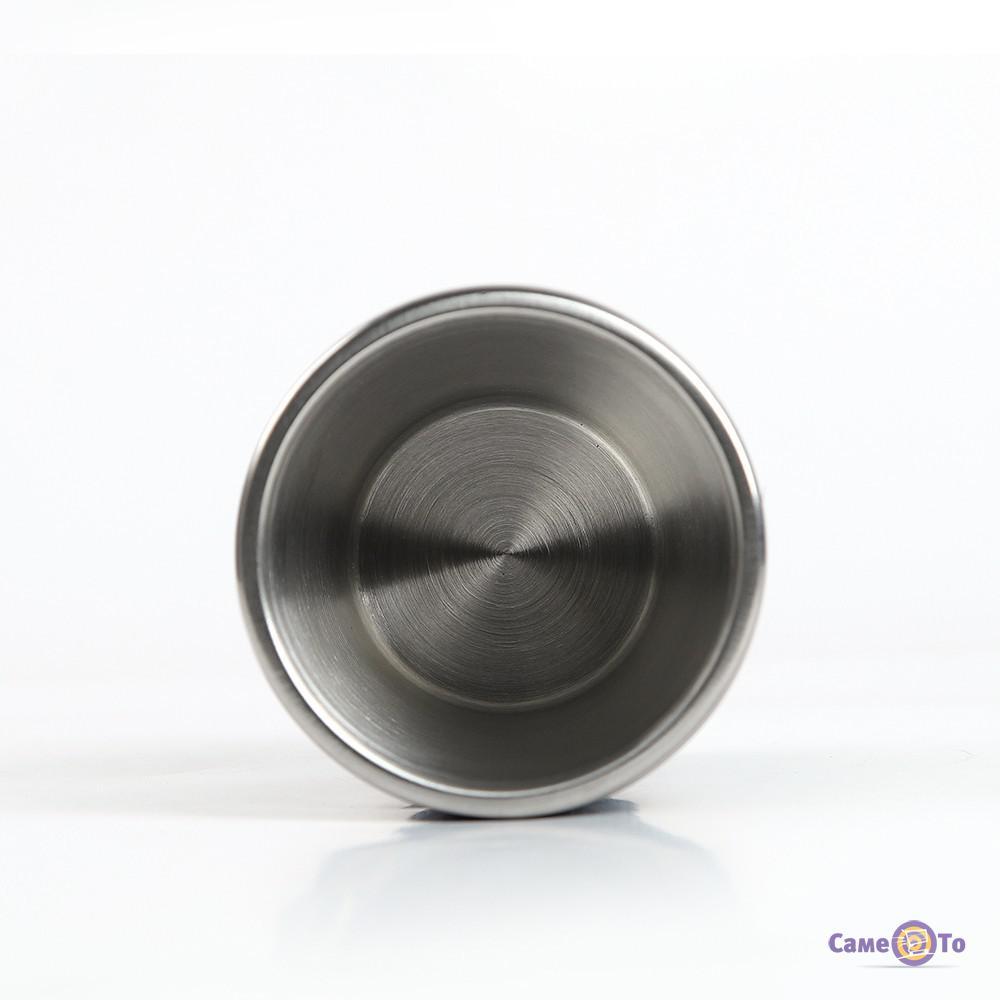 Термокружка объектив Caniam 350 мл. (обычная крышка)