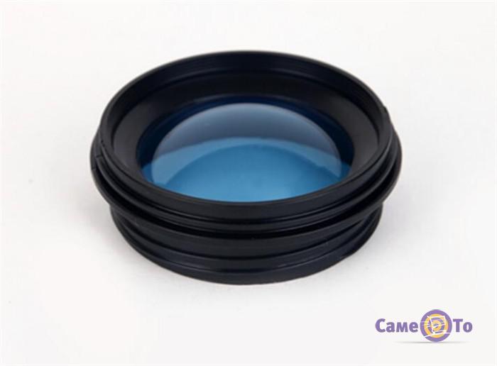 Термокружка-объектив Caniam 350 мл. (крышка в виде линзы)