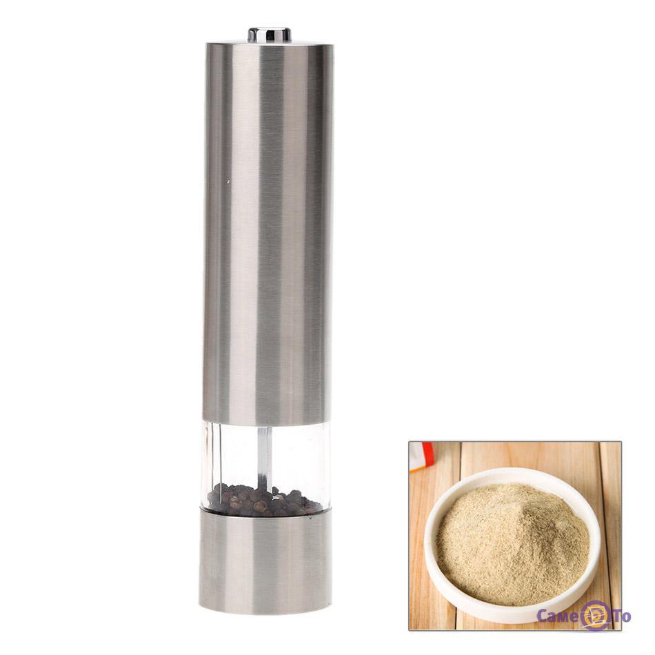 Электрическая мельница для перца, соли, специй Pepper Muller