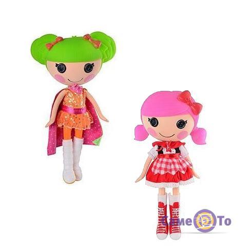 Кукла Лалалупси Lalaloopsy ZT9901