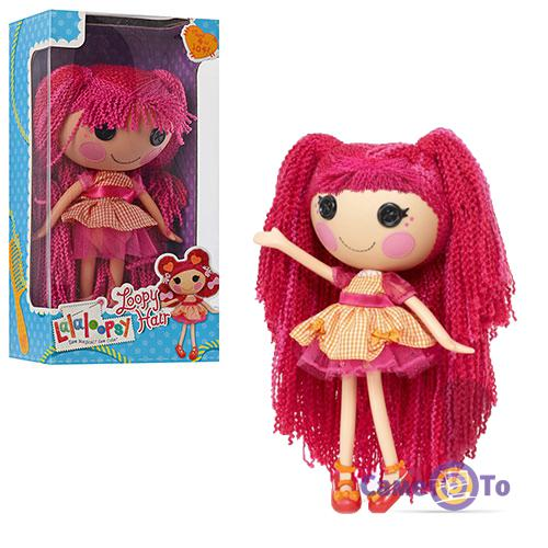 Кукла Лалалупси Lalaloopsy Loopy Hair ZT9927