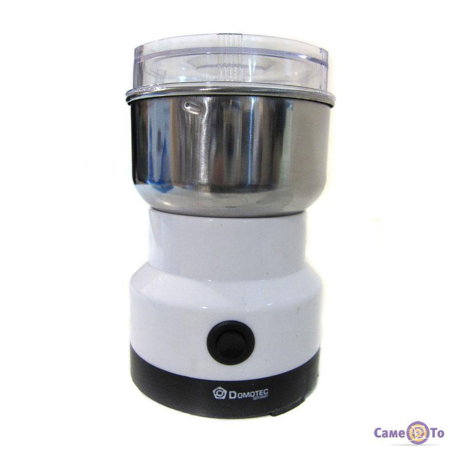 Электрическая кофемолка Domotec MS-1106 (Домотек)