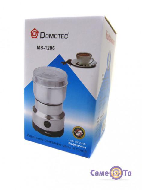 Кофемолка Domotec MS-1206 (Домотек)