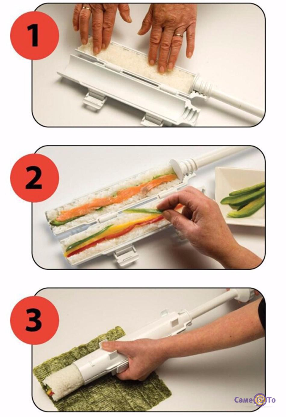 Форма для приготовления суши Sushezi Сушимейкер