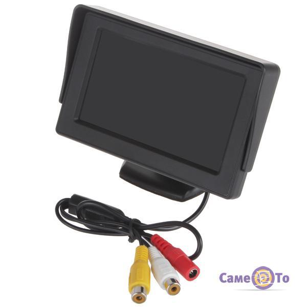 Автомобільний монітор Digital Car Rear View Monitor 4 fd3423702f5a3