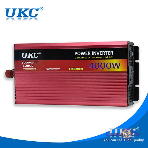 Инвертор Power Inverter UKC 4000W (Surge 8000 Watt)