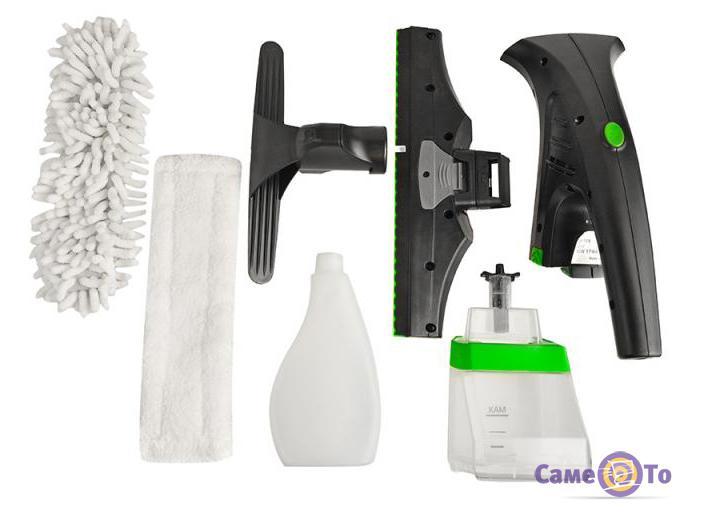 Оконный пылесос для мытья стекол и зеркал Window Vacuun Cleaner