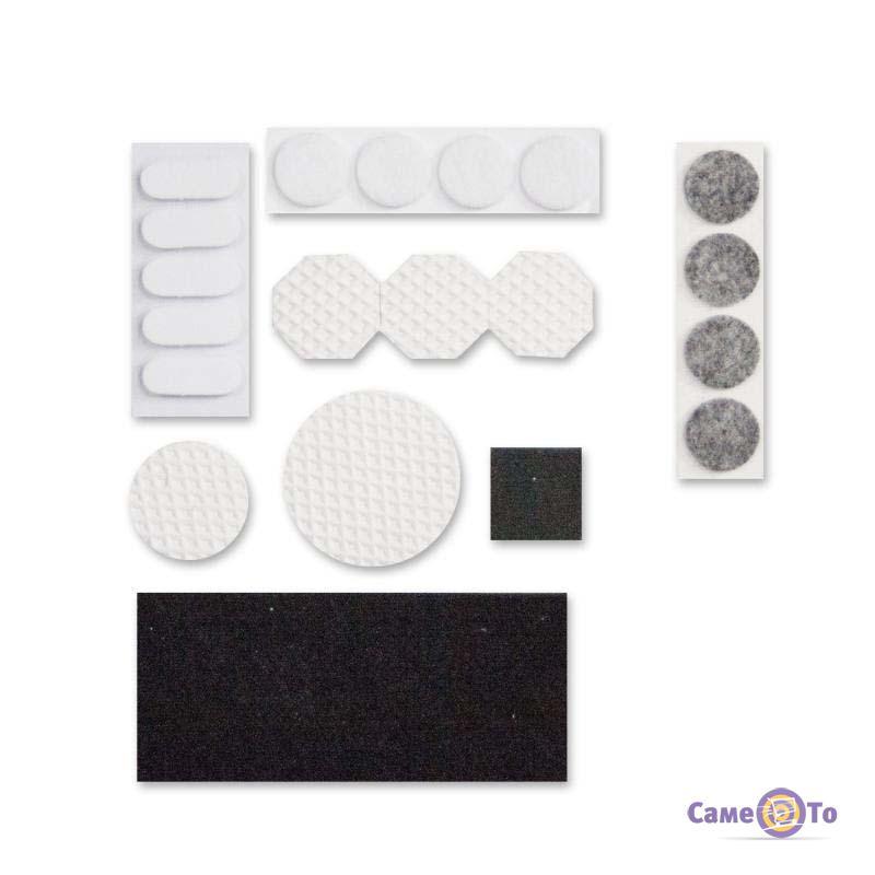 Набор подкладок для мебели из войлока (самоклеющиеся)