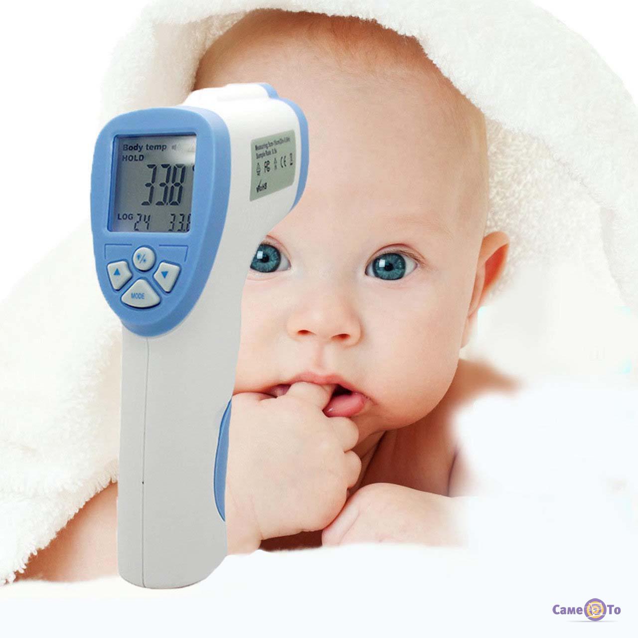 Бесконтактный электронный инфракрасный термометр (пирометр)