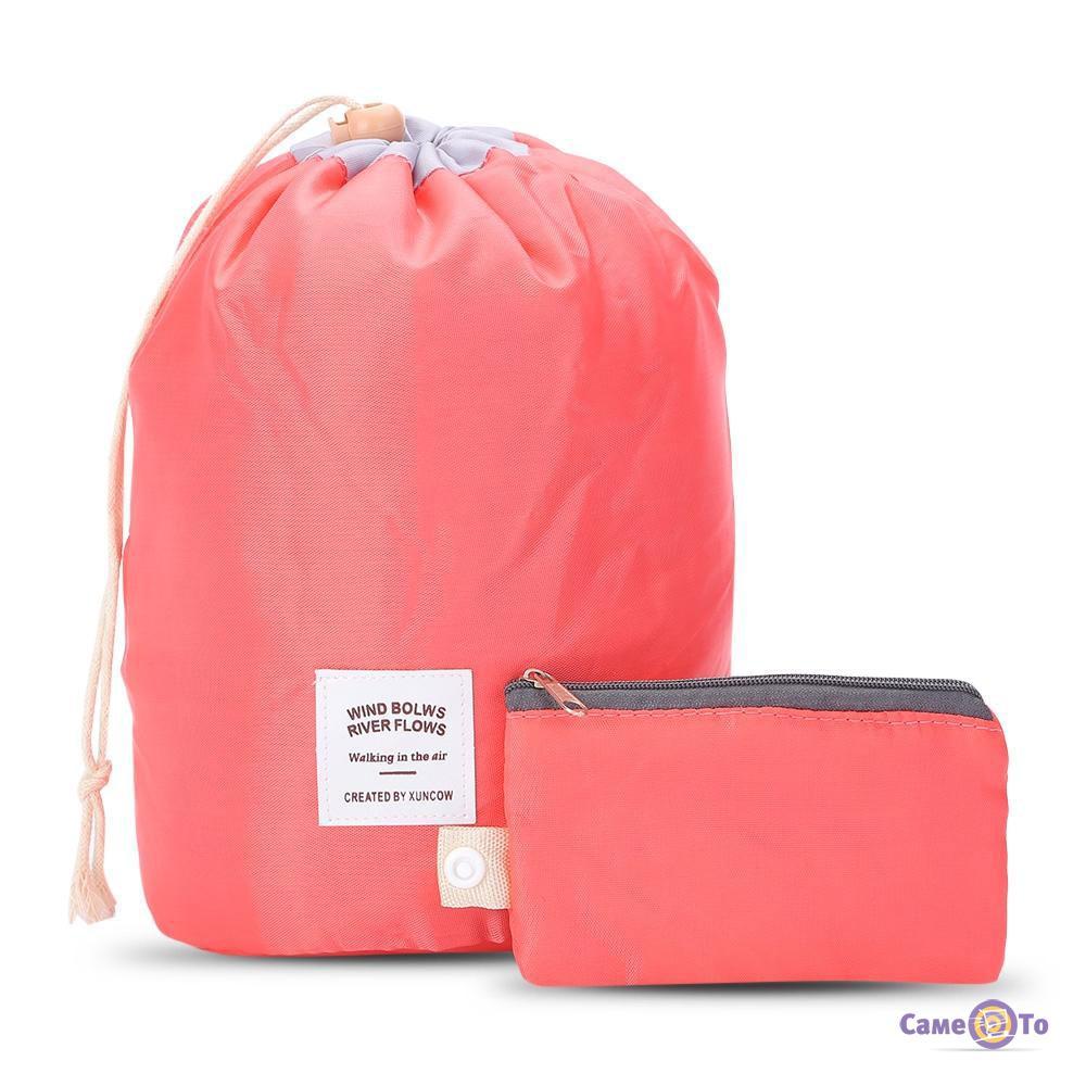 Походная дорожная сумка-косметичка 2 в 1 Travel Dresser Pouch