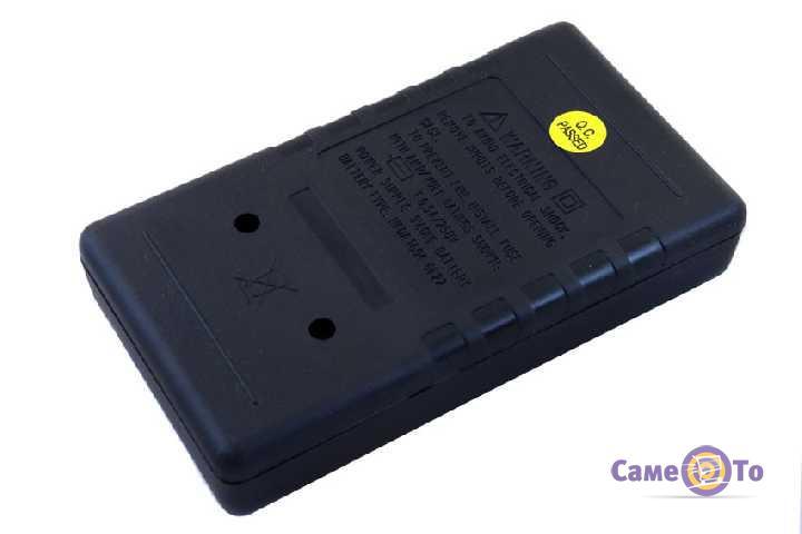Цифровой мультиметр DT-838