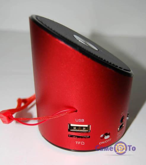 Портативная беспроводная мини mp3 колонка с USB WSTER WS-A9