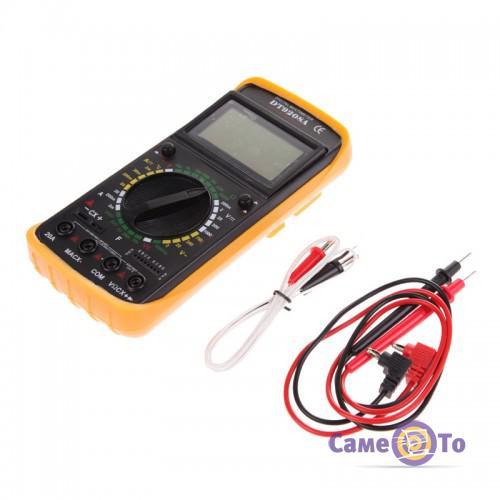 Цифровой мультиметр DT 9208A
