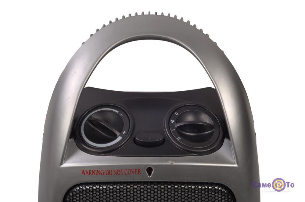 Керамический обогреватель с вентилятором для дома Hommer PCT Ceramic Heater 1500W
