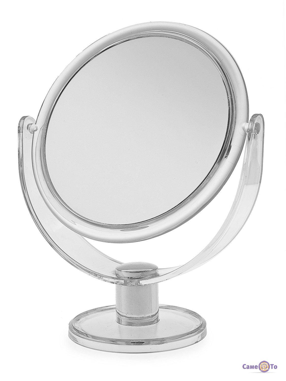 Косметическое зеркало Cosmetic Mirror круглое 14,5 см