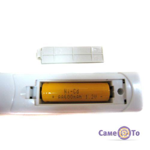 Беспроводная машинка для стрижки волос с аккумулятором Nikai NK-621AB