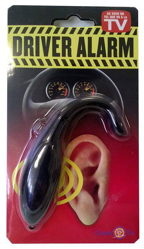 Антисон на ухо для водителей и автомобилистов Driver Alarm
