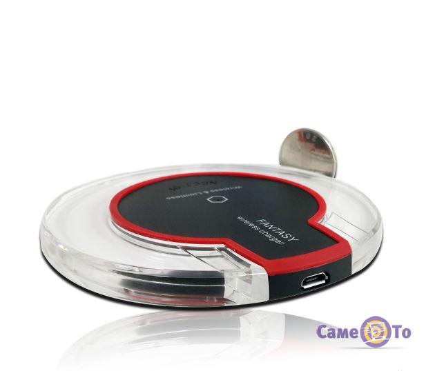 Беспроводное портативное зарядное устройство для телефона Qi Fantasy Wireless Charger