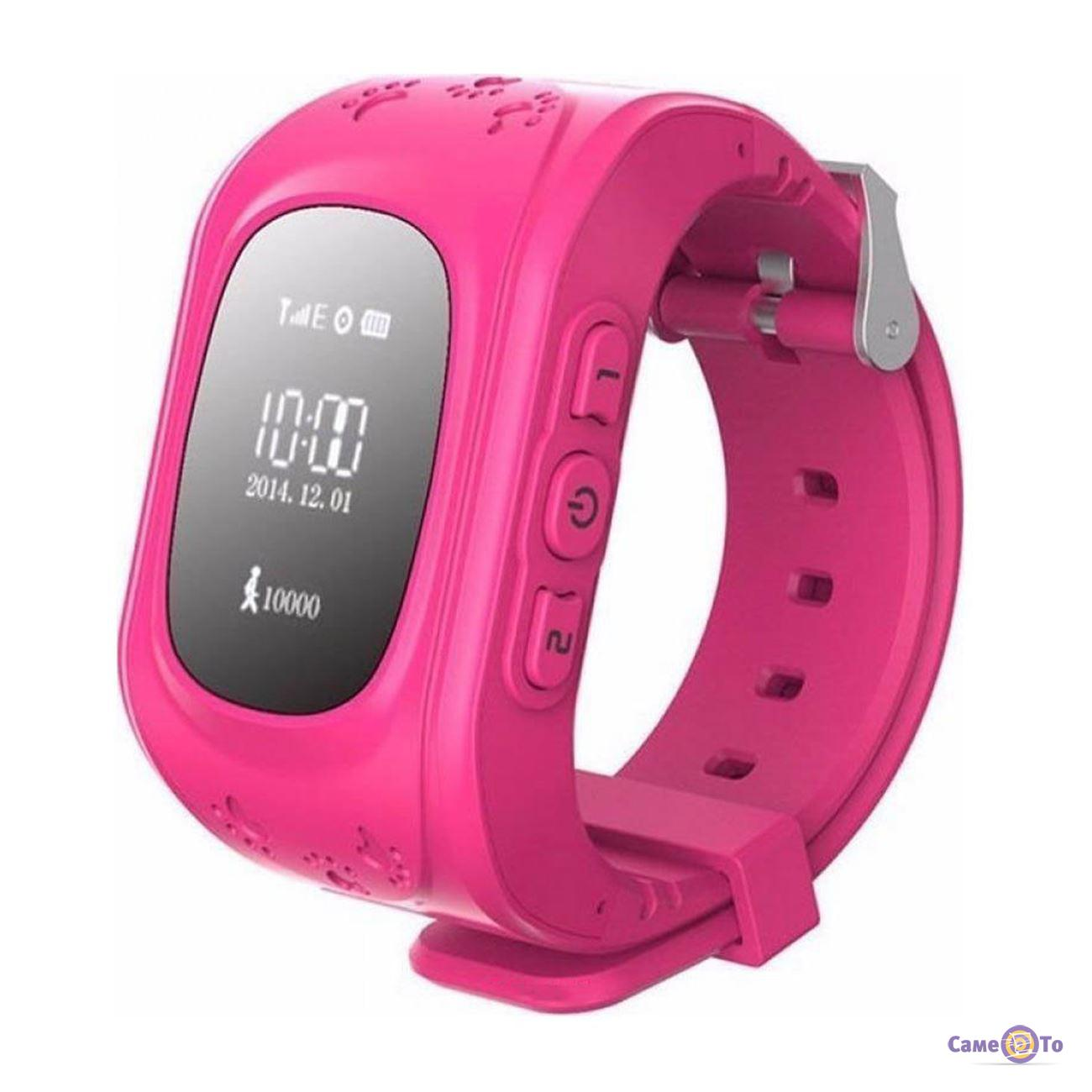 Детские наручные часы с GPS Wonlex SafeKeeper GW300