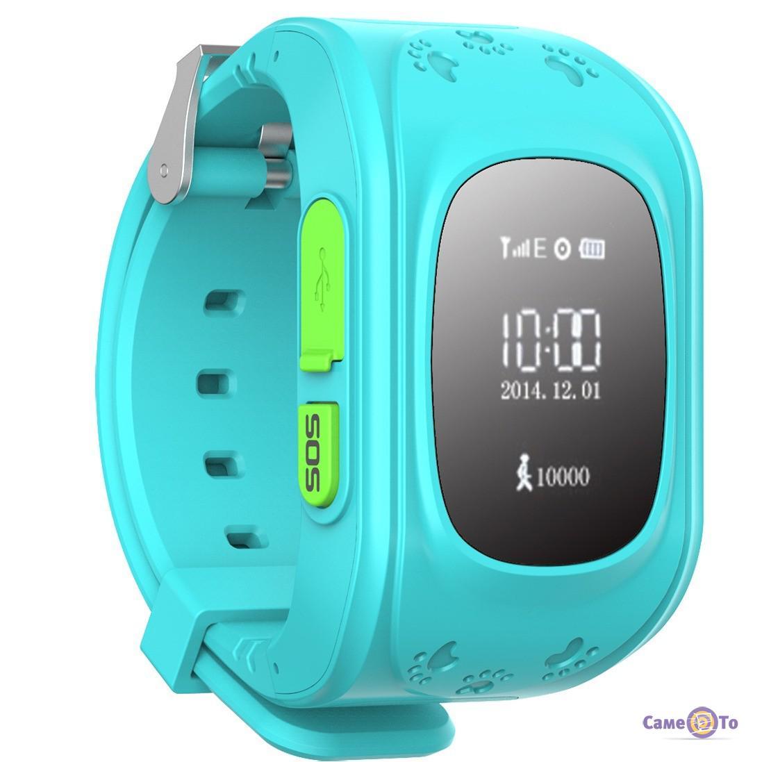 Детские смарт часы-телефон Wonlex Safe Keeper GW300 GPS tracker