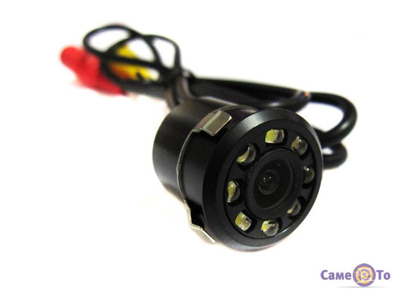 Врезная камера заднего вида для автомобиля Car Rear View Camera 7225B