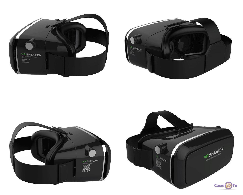 ... 3D окуляри віртуальної реальності для смартфона VR Shinecon ... 0bcc60ceb1bf2